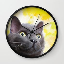 Cole the Cat Wall Clock