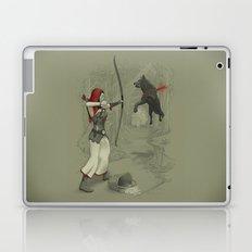 Little Red Robin Hood Laptop & iPad Skin