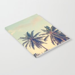retro palms Notebook