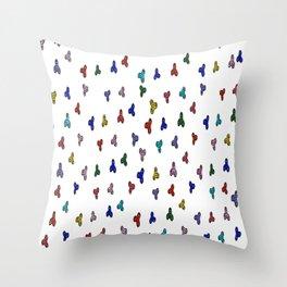 Fidget Spinners Throw Pillow