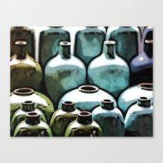 Ceramic Vases Canvas Print
