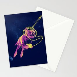 If There's A Rocket, Tie Me To It Stationery Cards