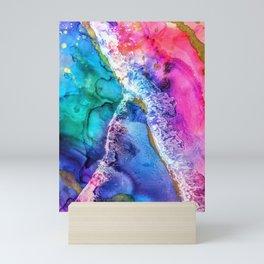 Sweet Sensory Overload Mini Art Print