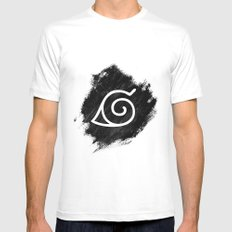 Naruto X-LARGE Mens Fitted Tee White