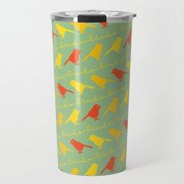 BirdsBirdsBirds Travel Mug