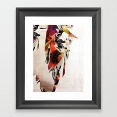 mid summer Framed Art Print