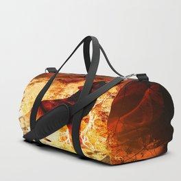 Fire wolf Duffle Bag