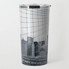 The Bridge And The City Travel Mug
