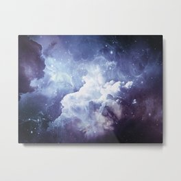 A Sky Made of Diamonds Metal Print