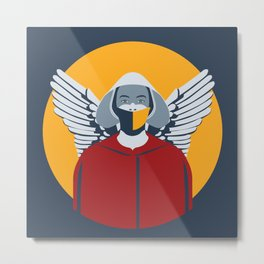 Handmaid's tale icon set Metal Print