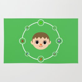 The Villager (Male) [LIMITED] Rug