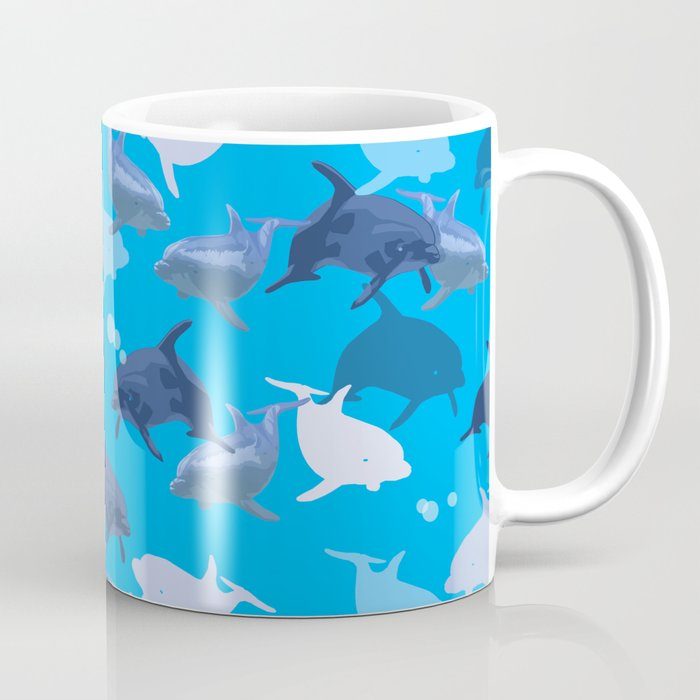 Aquaflage Coffee Mug