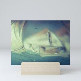 Floating Zen Mini Art Print