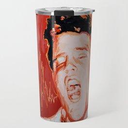 Elvis forever Travel Mug