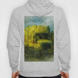 The Delivery  - Freight Truck Hoody