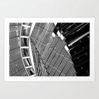 Reichstag Art Print
