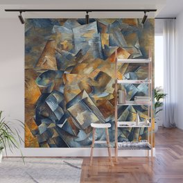 Georges Braque Still Life with Metronome Wall Mural