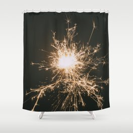 Spark, I Shower Curtain