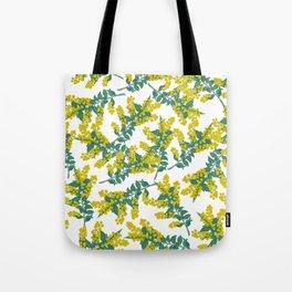 Australian Wattle Tote Bag