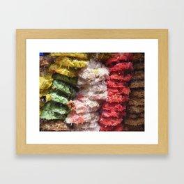 Coco Cookies Framed Art Print