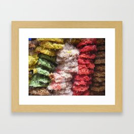 Coco Cookies Framed Art Print