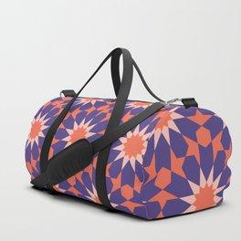 Cosy Moroccan Duffle Bag