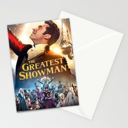This Is The Greatest Show Stationery Cards