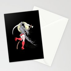 Death Becomes Her Stationery Cards