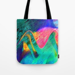 energy overload Tote Bag