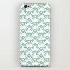 matsukata in grayed jade iPhone & iPod Skin