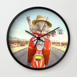 VITO VIAGGI Wall Clock