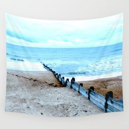 Outlook over the North Sea Wall Tapestry
