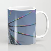 carnival Mugs featuring CARNIVAL by Maria Azorin