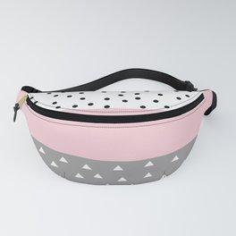 Cute pastel pattern Fanny Pack