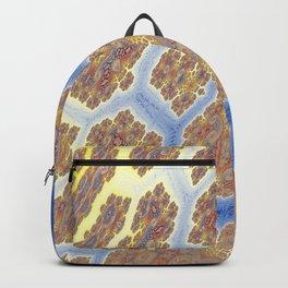 Fractal Lava Flows Backpack