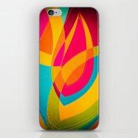 magnolia iPhone & iPod Skins featuring magnolia by Julia Tomova