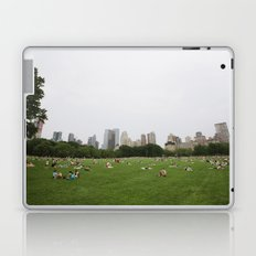 Sheep Meadow, Central Park, NYC Laptop & iPad Skin