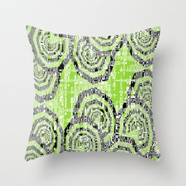 Ancient truth Throw Pillow