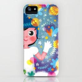 Hello Winter! iPhone Case