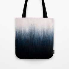 Jean Ombré Tote Bag
