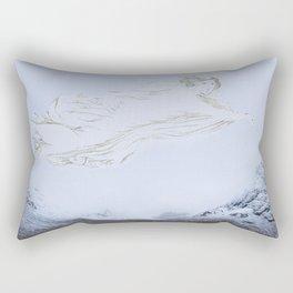 Spirit of the glen - glen Etive Scottish Highlands Rectangular Pillow