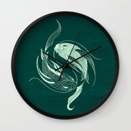 A Study of Kois Wall Clock