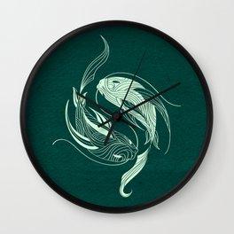 A Study of Kois Wall Clock
