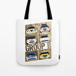 Group B Tote Bag