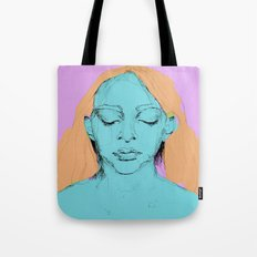Sad Annie Tote Bag