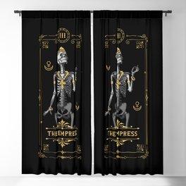 The Empress III Tarot Card Blackout Curtain