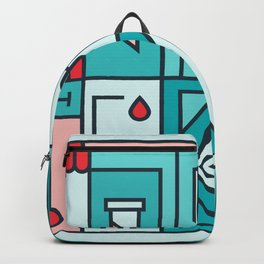 Play on words | Mother Fucker Backpack