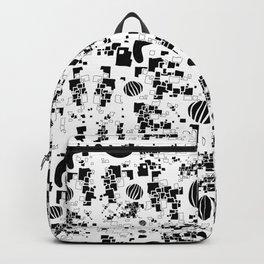Halcyon Black Backpack
