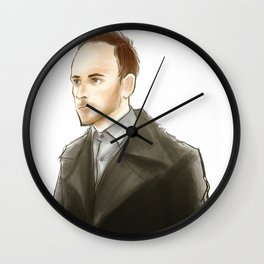 elementary: the deductionist Wall Clock