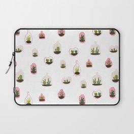 pink terrariums Laptop Sleeve